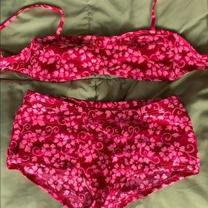 Other - High waisted swimsuit 7/8